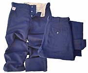 Britches Chaparral Canvas INDIGO
