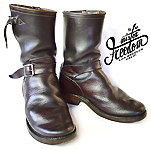 MF Road Champs motorcycle boots