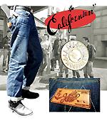 Mister Freedom® Californian Blue Jeans LOT.54