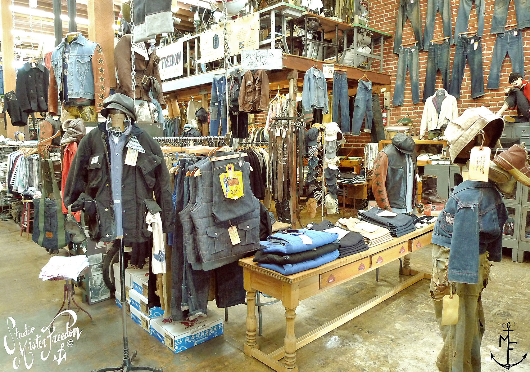 Mens clothing store Editorial Stock Photo