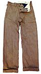 MFSC Pantalon Apache BROWN