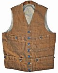 MFSC Range Vest BROWN