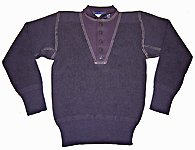 Sweater Deck wool-cotton