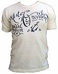 MF Original Tshirt Naval Script