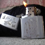 Mister Freedom® custom Zippo® Lighter ©2008