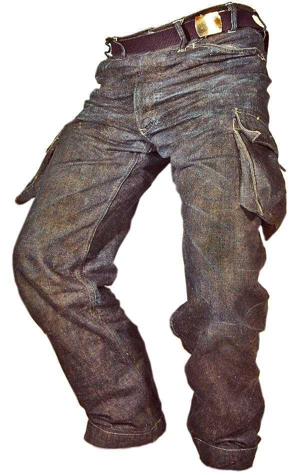 Shore Denim Pants PS09