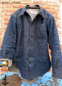 OVERSHIRT, MAN'S, CPO modified