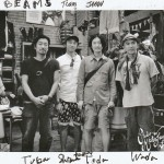 BEAMS Japan team