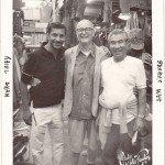 Raoul Shah & Nigel Cabourn & Sam Sugure