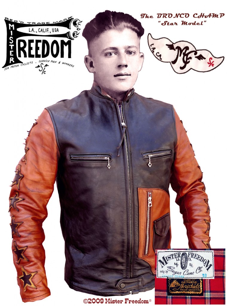 Bronco Champ Mister Freedom 2009