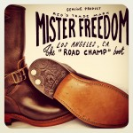 Mister Freedom® Road Champ Motorcycle Engineer Boots ©2008 ID Ad