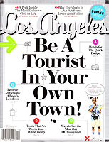 Los Angeles Magazine, USA Dec2011
