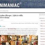 Denimaniac Interview October2009