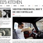 Hells Kitchen Interview (November2009) in french