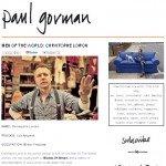 Paul Gorman Interview August2011