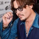 Johnny Depp wearing Mister Freedom® Oct 2011