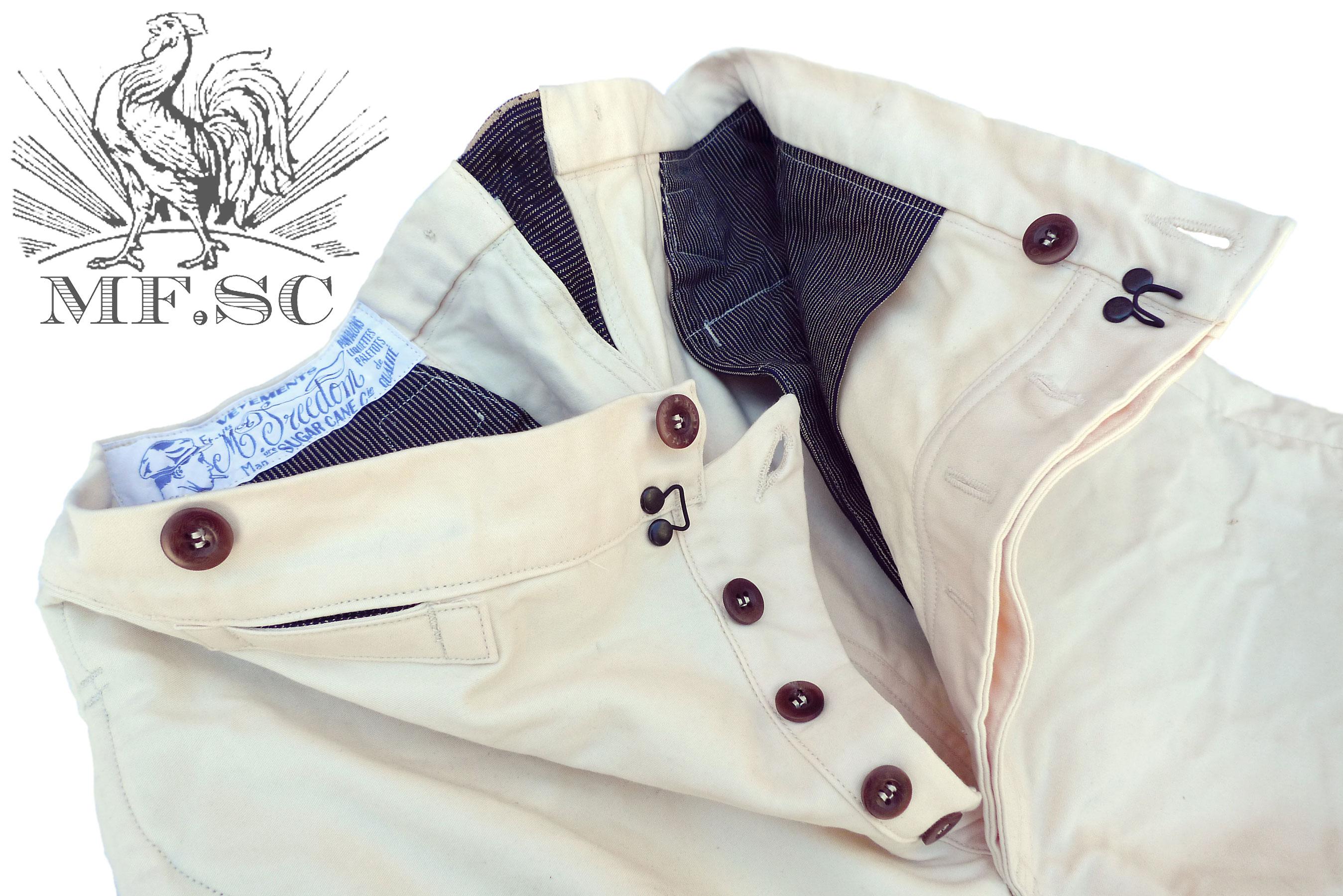 MFSC Pantalon Peau de Diable_Front