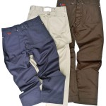 Shipyard Chinos colors