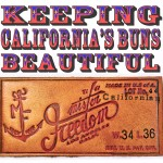 "Mister Freedom® Californian Lot44 Ad ""California's Buns"" ©2011"