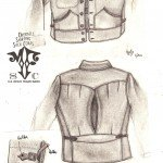 Chaparral Blouse MFSC® sketches