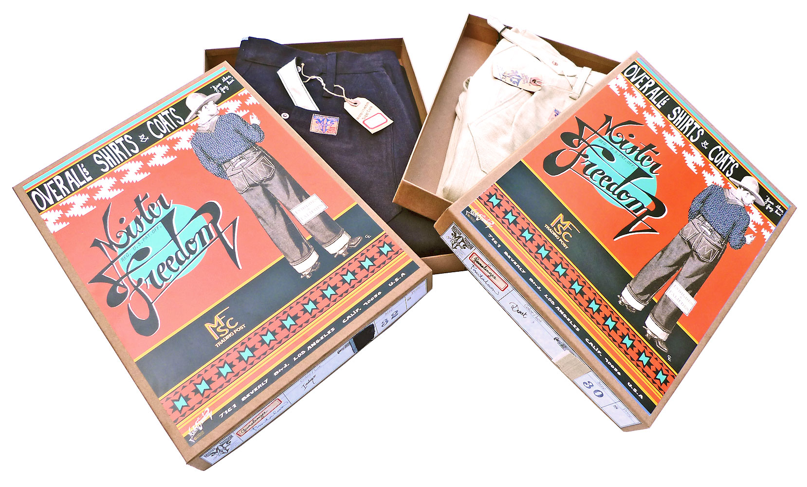 MFSC Gunslinger Pantaloons Box