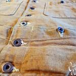 Range Vest Buttons
