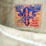 Gunslinger Jumper sand Label