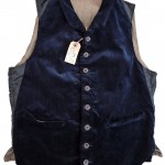 Faro Vest FRONT cord Mister Freedom® ©2012