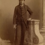 Quanah Parker, Comanche, circa 1890 (National Archives) Photo courtesy of Fort Sill National Historic Landmark and Museum