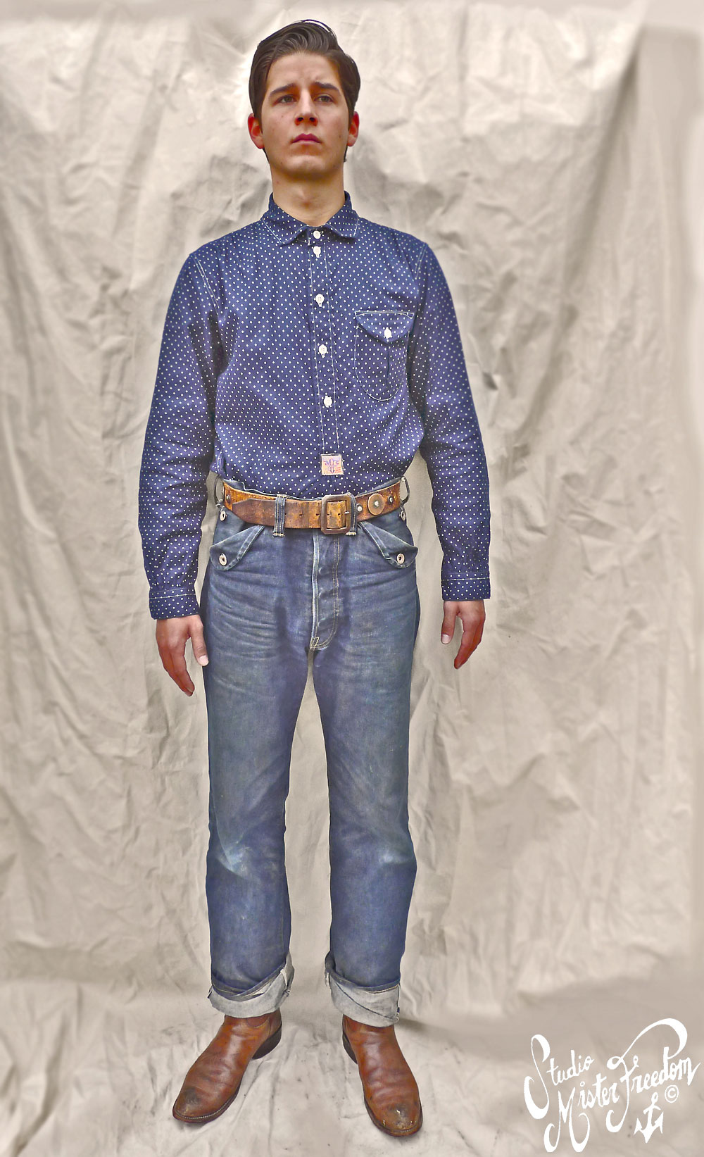 "Mister Freedom® MFSC Fall 2012 (Part 4): The ""RENO Shirt ..."