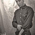 Reno shirt Dot-sleeves ©2012 Mister Freedom®