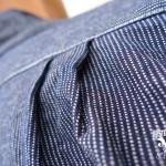 Reno shirt TICKING-back ©2012 Mister Freedom®