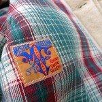 Drover-Blanket-label ©2012 Mister Freedom®
