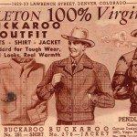 Stockman Farmer 1941-42 Catalog, Pendleton blanket jacket