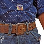 Reno shirt & vintage belt ©2012 Mister Freedom®