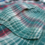 Ranch Hand flannel Turquoise pocket ©2012 Mister Freedom®