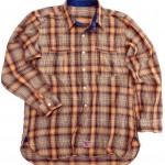 Ranch Hand flannel sienna ©2012 Mister Freedom®