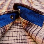 Ranch Hand flannel sienna placket ©2012 Mister Freedom®