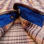 Ranch Hand flannel sienna placket ©2012 Mister Freedom®