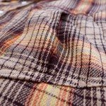 Ranch Hand flannel sienna pocket ©2012 Mister Freedom®