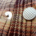 Ranch Hand flannel sienna DOT snap ©2012 Mister Freedom®