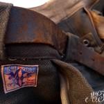 Faro Britches label Mister Freedom® ©2012