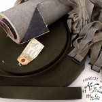 Denim Laptop Haversack NOS supplies ©2012 Mister Freedom®