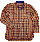 Ranch Hand Shirt sienna Mister Freedom® ©2012
