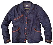 Drover Blouse denim Mister Freedom® ©2012