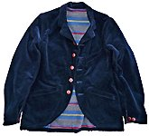 Faro Sack Coat corduroy Mister Freedom® ©2012