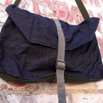 Denim Laptop Haversack 1 ©2012 Mister Freedom®