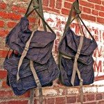 Denim Laptop Haversack 3 ©2012 Mister Freedom®