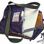 Denim Haversack MacBook Air ©2012 Mister Freedom®