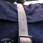 Denim Laptop Haversack Sptrap1 ©2012 Mister Freedom®